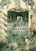 Stories and poems from Rudyard Kipling (Illustrated)