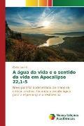 A Agua Da Vida E O Sentido Da Vida Em Apocalipse 22,1-5