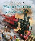 Harry Potter Y La Piedra Filosofal. Edici?n Ilustrada (Libro 1) / Harry Potter and the Sorcerer's Stone: The Illustrated Edition (Book 1) = Harry Pott