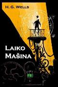 Laiko Masina: The Time Machine, Lithuanian Edition