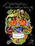 global Doodle Gems Halloween Collection Volume 1: the Ultimate Coloring Book...an Epic Collection from Artists Around the World!