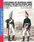 Uniforms of Russian army during the Napoleonic war vol.19: Guards garrison, invalids, ?quipage & instructional corps