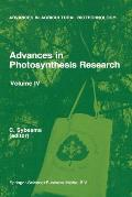 Advances in Photosynthesis Research: Proceedings of the Vith International Congress on Photosynthesis, Brussels, Belgium, August 1-6, 1983. Volume 4