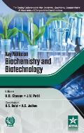 Key Notes on Biochemistry and Biotechnology