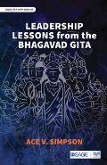 Leadership Lessons from the Bhagavad Gita