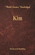 Kim (World Classics, Unabridged)
