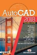 AutoCAD 2018-Training Guide