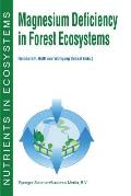 Magnesium Deficiency in Forest Ecosystems