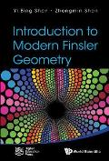 Introduction to Modern Finsler Geometry