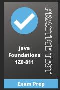 Java Foundations 1Z0-811 Exam Practice Test