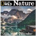 Nature calendar 2021: Nature calendar 2021 8.5x8.5 Inch 16 Months JAN 2021 TO APR 2022 finished and Glossy