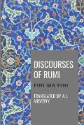 Discourses of Rumi: Fihi Ma Fihi