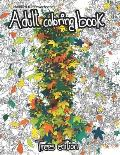 Adult Coloring Book Malbuch F?r Erwachsene: Trees Edition