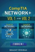 CompTIA Network+: 2 Books in 1- The Ultimate Comprehensive Beginners Guide to Learn About The CompTIA Network+ Certification from A-Z (w